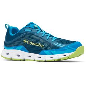 Columbia Drainmaker IV Zapatillas Hombre, phoenix blue/leaf green